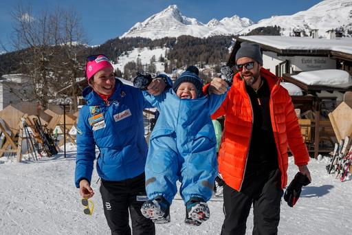 MARIT BJØRGEN LADER OPP TIL SKI VM I DAVOS