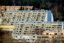 Stover har lenge vært bydelen med høyest smitte. Arkivfoto: Vegard Wivestad Grøtt / NTB