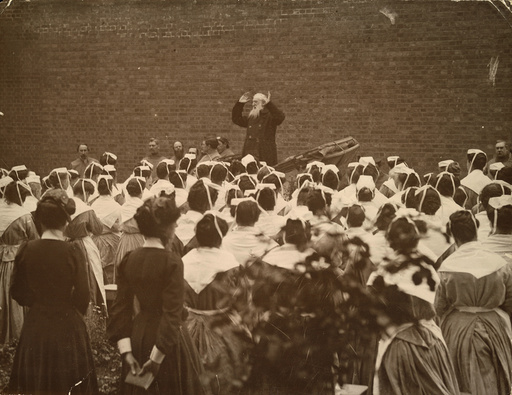 William Booths letzte Reise - William Booth's last journey -