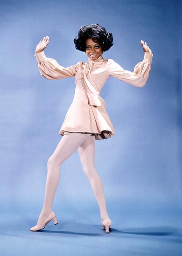 Diana Ross, 1970.