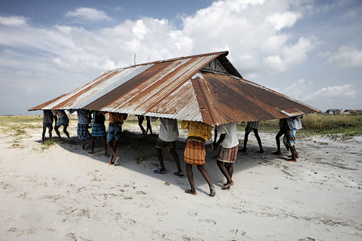 BANGLADESH. Climate Change.