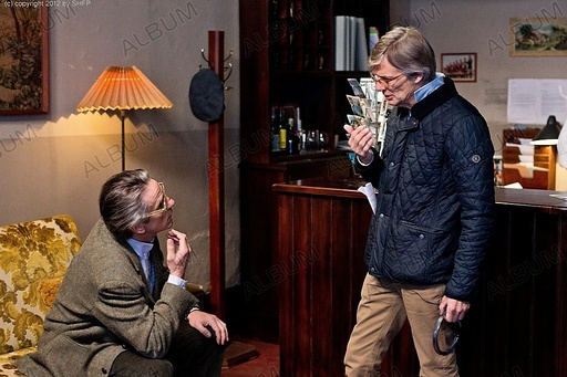 NIGHT TRAIN TO LISBON (2013), directed by BILLE AUGUST. JEREMY IRONS; BILLE AUGUST.