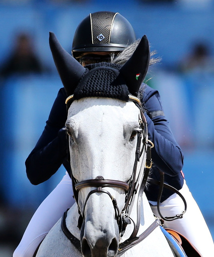 Equestrian - Jumping Individual Qualification