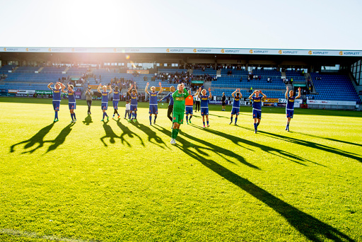 Eliteserien fotball 2017: Sandefjord-Tromsø (3-0)