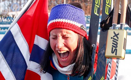 Vinter-OL. Olympiske leker i Pyeongchang 2018. Langrenn kvinner