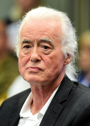 Jimmy Page planning application row