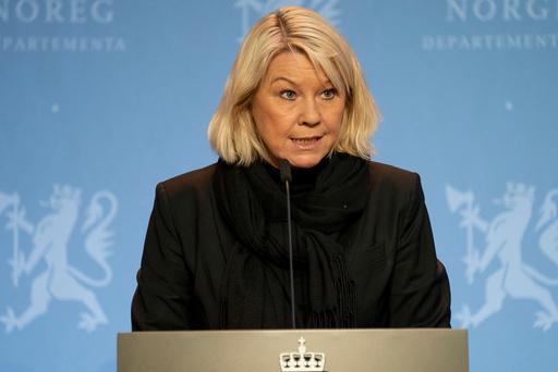 Justis- og beredskapsminister Monica Mæland. Foto: Torstein Bøe / NTB