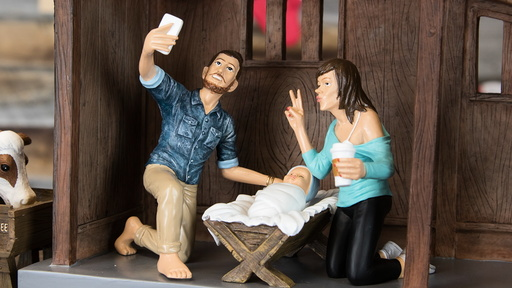 You Can Now Buy A Hipster Nativity Set That Is Scarily Accurate