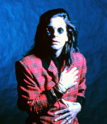 Ozzy Osbourne, circa 1992