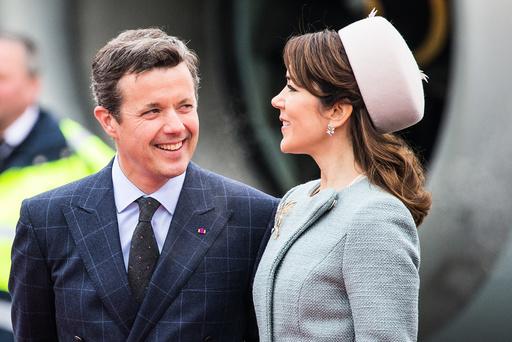 Belgisk statsbesøg - CPH, Dronning Margrethe, Kronprins Frederik, Kronprinsesse Mary, Prins Joachim, Prinsesse Marie