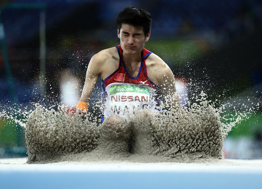 Athletics - Men's Long Jump - T47 Final