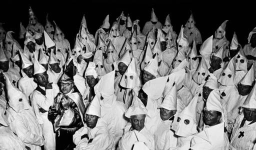 USA. Ku Klux Klan.