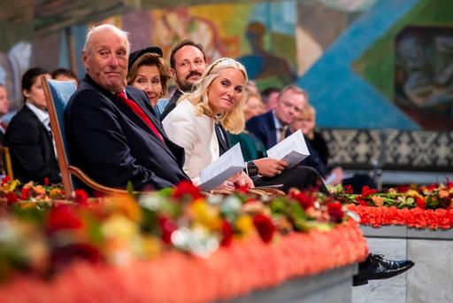 Nobels fredspris 2019 til Etiopias statsminister Abiy Ahmed Ali
