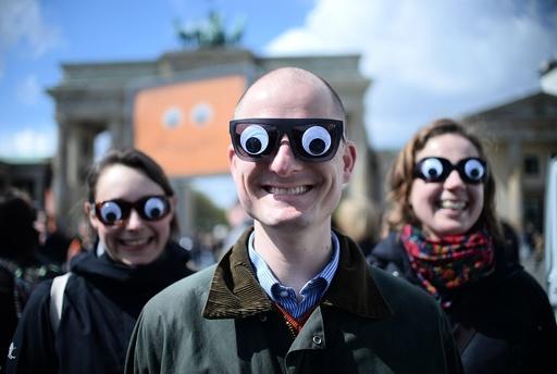 German Protestant Kirchentag campaign start