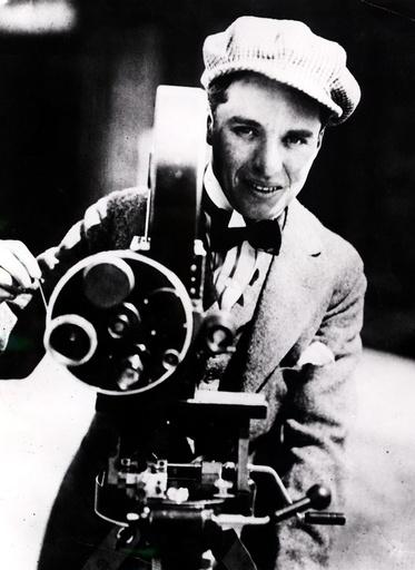 Actor, Film Director Charlie Chaplin 1889 - 1977