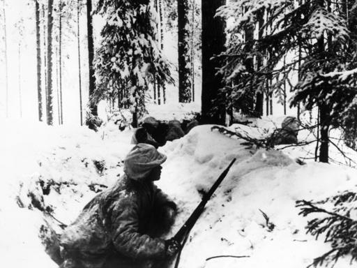 Finnische SFrontsoldaten 1939/40 - Finish Front soldiers 1939/40 -
