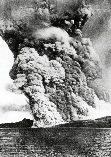 Eruption of Mount Pelee, 1902