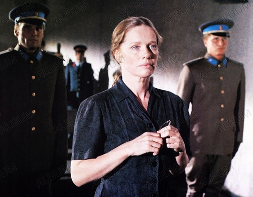 FAREWELL MOSCOW (1987), directed by MAURO BOLOGNINI. LIV ULLMANN.