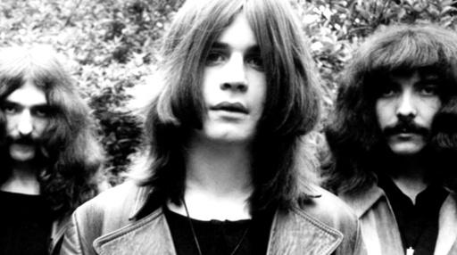 METAL: A HEADBANGER'S JOURNEY, Black Sabbath, from left: Tony Iommi, Ozzy Osbourne, Geezer Butler, e