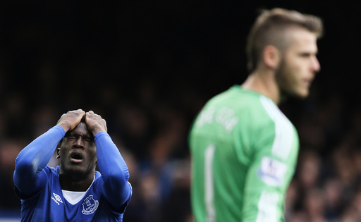 Everton v Manchester United - Barclays Premier League