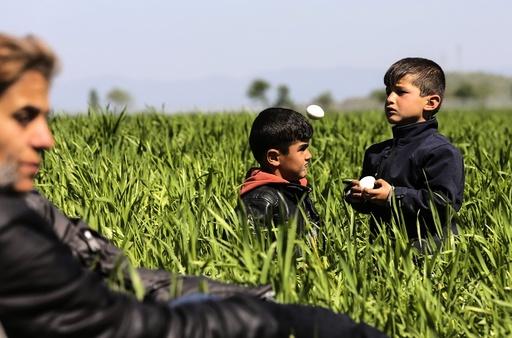 Refugee crisis in Idomeni