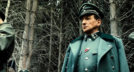 Ben Kingsley is almost unrecognisable as Adolf Eichmann, the infamous Nazi architect of the Holocaust, in the trailer for Operation Finale