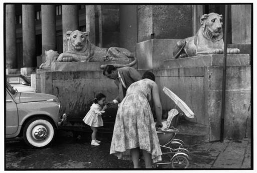 ITALY. Campania. 1960.