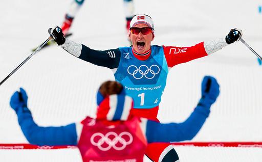 Vinter-OL. Olympiske leker i Pyeongchang 2018. Langrenn kvinner.