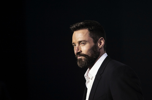 Australian actor Hugh Jackman attends the