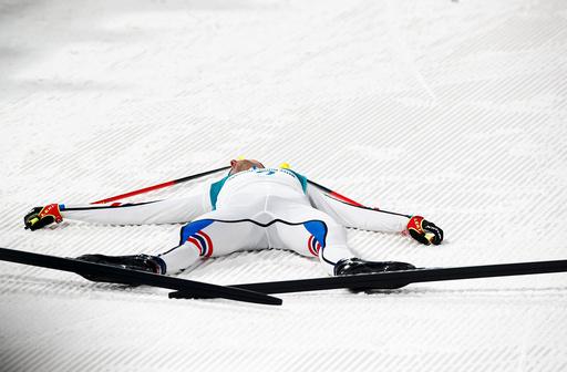 Vinter-OL. Olympiske leker i Pyeongchang 2018. Kombinert.