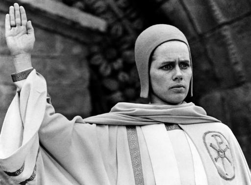 POPE JOAN, Liv Ullmann, 1972