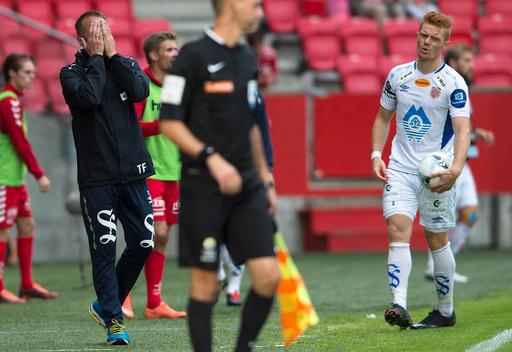 BRANN - AALESUND (6-0)