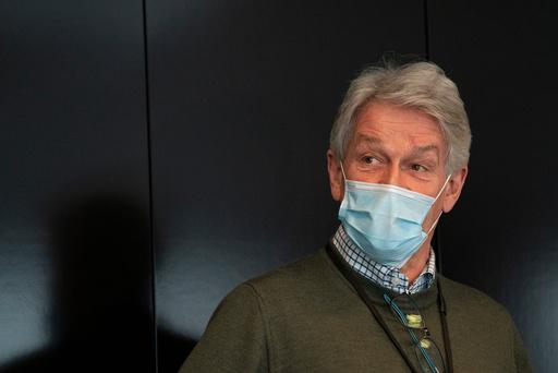 Direktør Helge Jagmann i sykehjemsetaten i Oslo kommune. Foto: Torstein Bøe / NTB