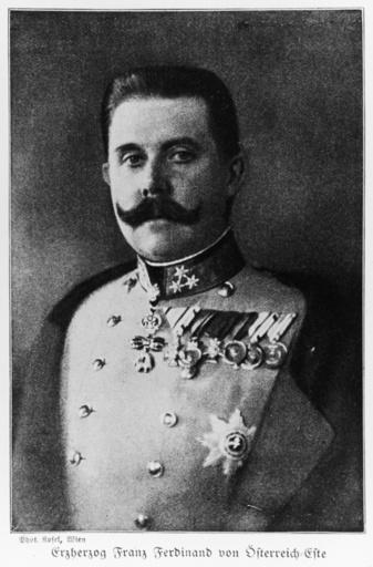 ARCHDUKE F. FERDINAND