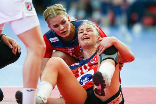 Håndball EM Kvalifisering: Norge - Kroatia (33-27)