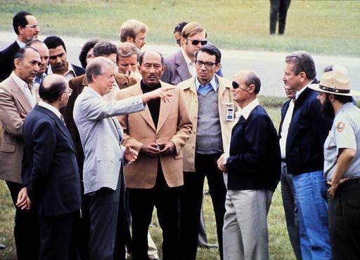 Egypt - Israel Summit at Camp David
