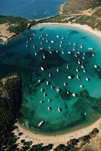 FRANCE. Corsica. 2001.