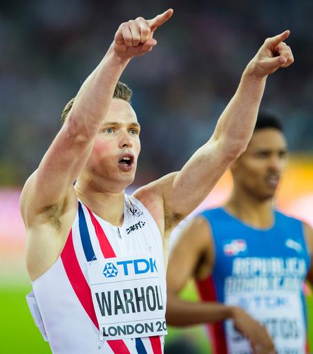 VM i friidrett i London