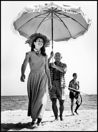 FRANCE. Pablo PICASSO. 1948.