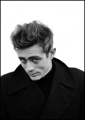 USA. James DEAN, US actor. 1955.
