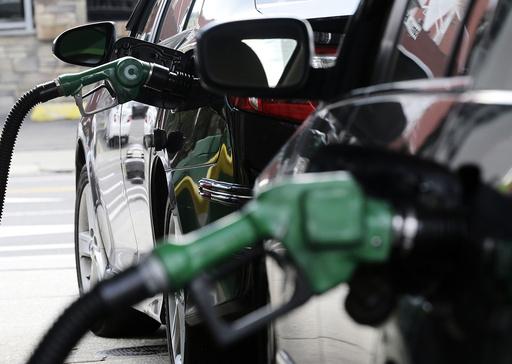En BP-bensinstasjon i New Jersey. Illustrasjonsfoto: Julio Cortez / AP / NTB scanpix