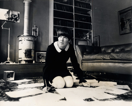 Welsh Fashion Designer Mary Quant