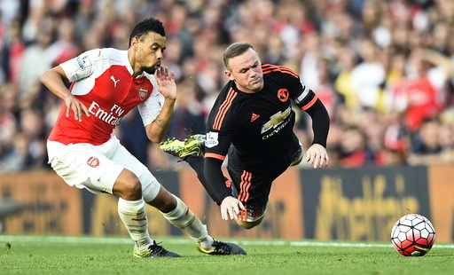 Arsenal v Manchester United - Barclays Premier League