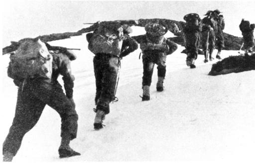 Norges hjemmefront under den andre verdenskrig 1940-45.