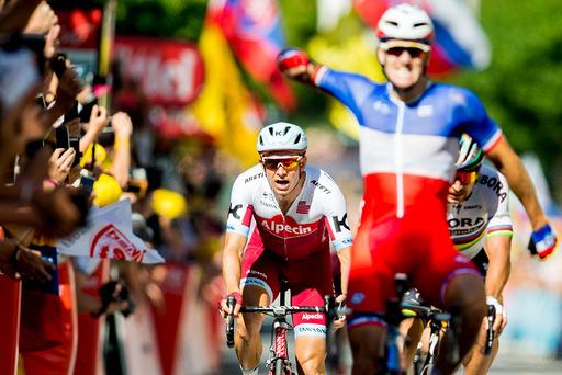 Sykling: Tour de France 2017, 4. etappe