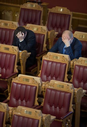 Stortingets spørretime