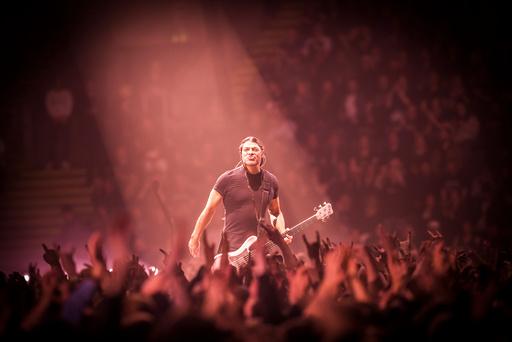Metallica konsert i Oslo