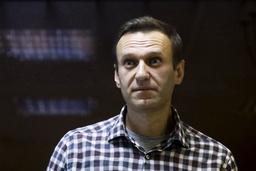 Den russiske opposisjonspolitikeren Aleksej Navalnyj. Foto: Alexander Zemlianichenko / AP / NTB