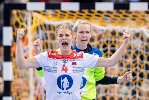 VM i håndball for kvinner.