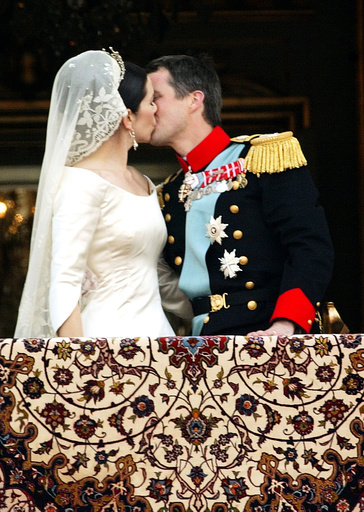 PRINCE FREDERIK PRINCESS MARY